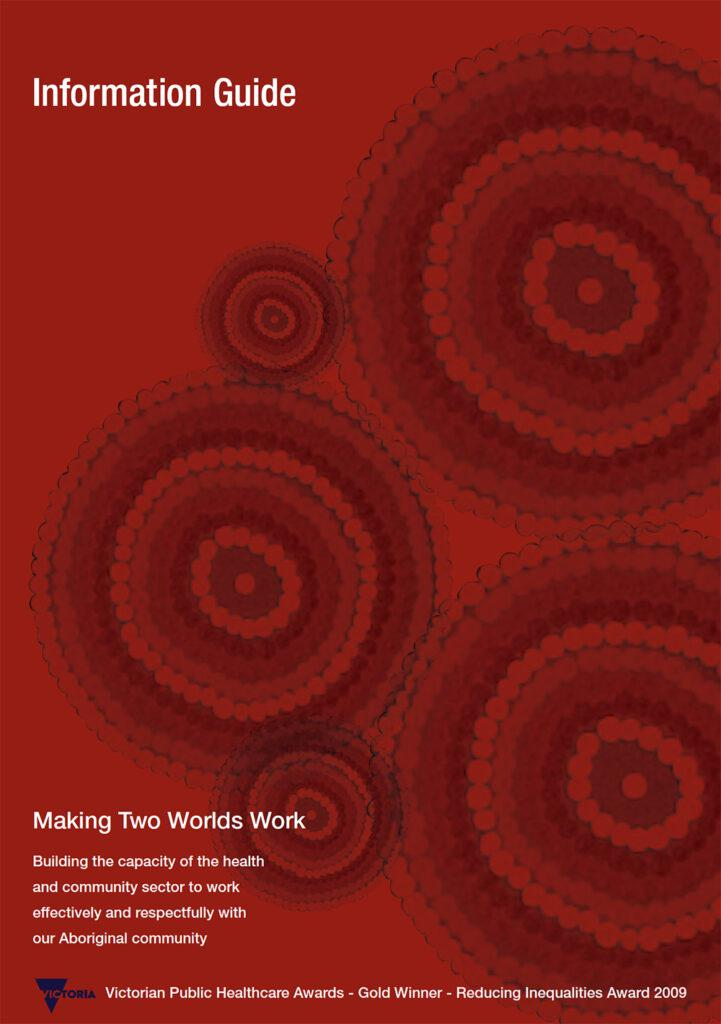 The front page of the Making Two Worlds Work information guide